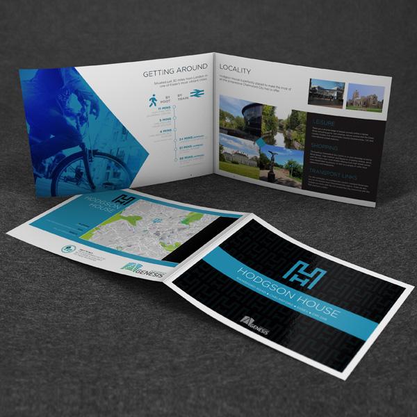 Hodgson House Brochure