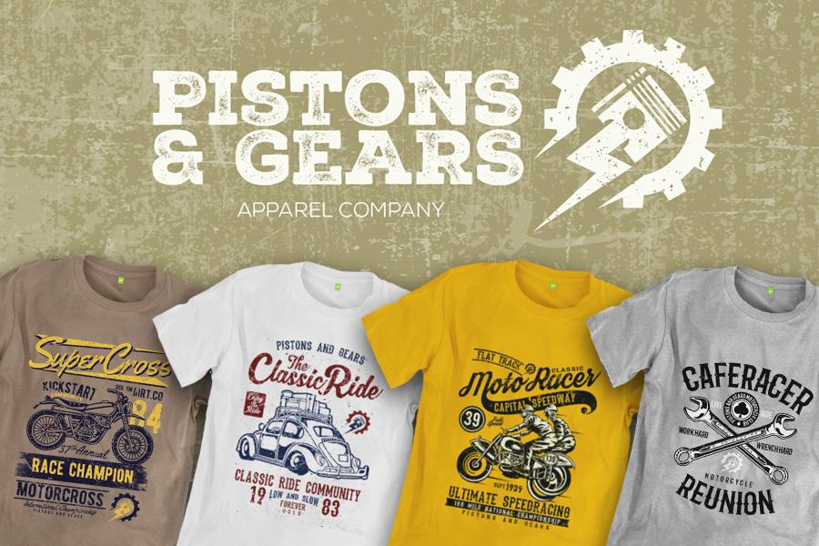 P&G Tshirts